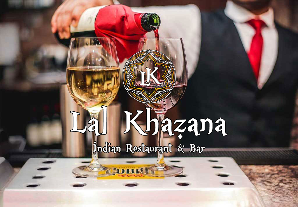 Drinks at Lal Khazana