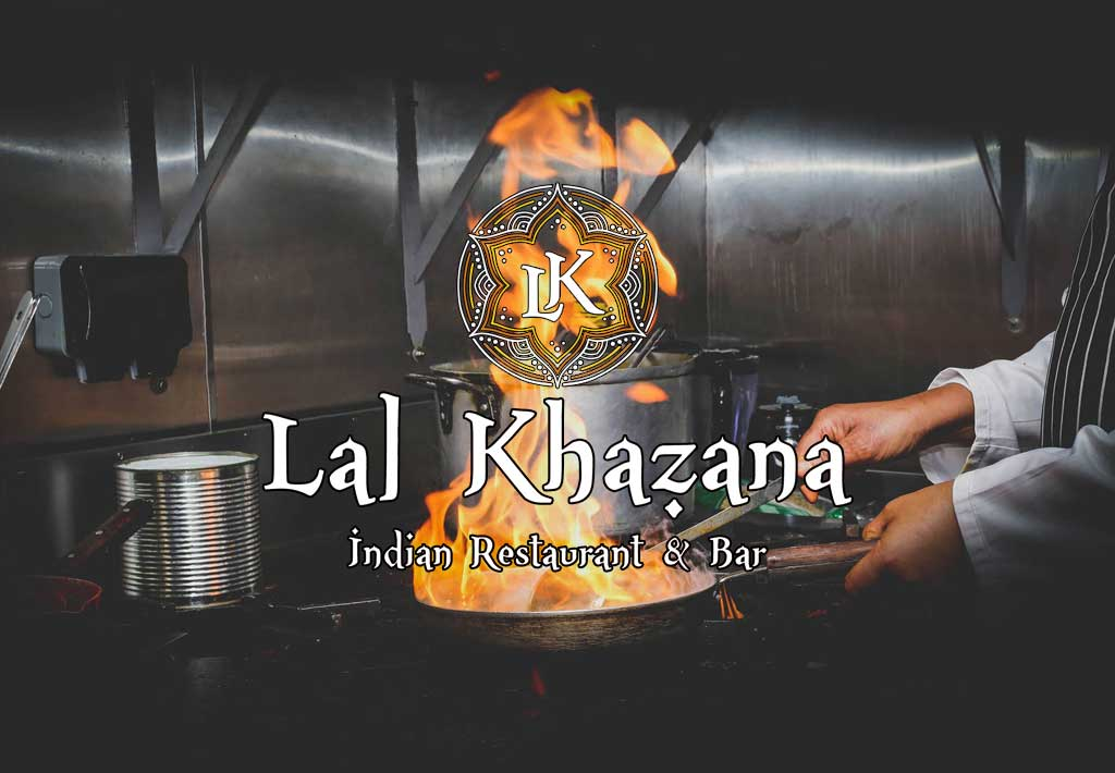 Cooking at Lal Khazana